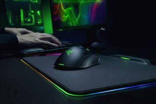 Razer introduces a wireless mouse that charges via its mouse mat