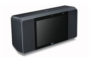 LG has its own Google Assistant smart display speaker in the LG ThinQ WK9