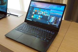Asus ZenBook 13 initial review: The light fantastic
