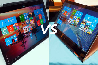 HP Spectre 15 x360 vs Dell XPS 15 2-in-1: Up close with the large convertibles