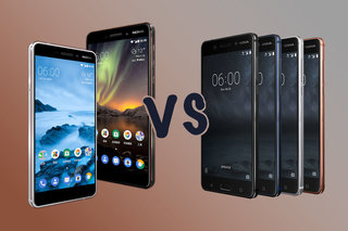 nokia 6 (2018) vs nokia 6 (2017): what's the difference