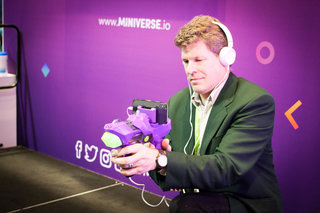 Merge 6DoF Blaster If Nerf did AR this is what it would look like image 2
