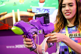 Merge 6DoF Blaster If Nerf did AR this is what it would look like image 7