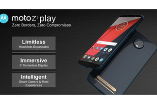 Motorola Moto Z3 and Z3 Play retain Moto Mods, 5G module teased