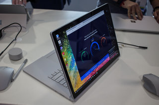 The supercharged 15-inch Surface Book 2 is now available in the UK