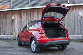 Seat Arona review image 3