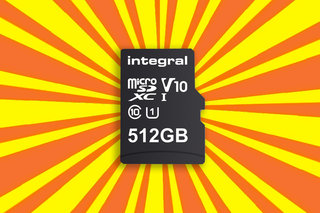Integral first to get 512GB microSD card to market, max up your Android phone massively