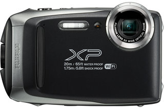 Fujifilm FinePix XP130 is a compact, rugged, point-and-shoot camera