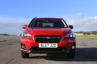 Subaru XV review image 2