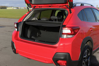 Subaru XV review image 8