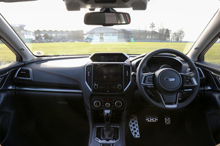 Subaru XV review image 9