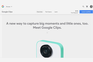 Google Starts Selling Its Clips Ai Camera On Google Store Sort Of image 2