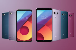New LG G6 and Q6 colours make up for lack of G7 at MWC, sort of