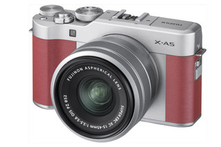 Fujifilm X-A5 is the company's smallest mirrorless camera to date