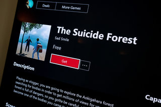 "Sick Logan Paul ""Suicide Forest"" Xbox One game found on Xbox Store for free"