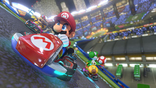 Mario Kart coming to iOS and Android at last