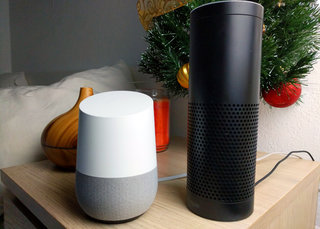 How to ask Amazon Alexa or Google Assistant to set music alarms