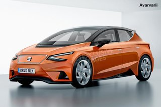 Seat Born will be company's first all-electric car