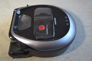 Samsung Robot Vacuum Cleaner Review image 3