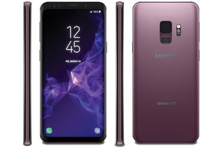 """Here's the Samsung Galaxy S9 and S9+ in """"Lilac Purple"""""""