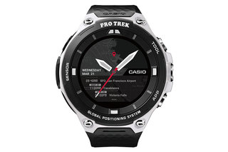 Casio Pro Trek WSD-F20-WE Android Wear smartwatch available in limited numbers