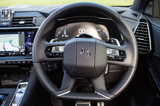 DS 7 crossback interior image 4