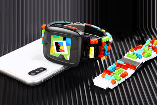 Omate X Nanoblock is a Lego-inspired smartwatch kids will really want