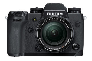 Fujifilm X-H1 mirrorless camera marries pro-spec stills and 4K video thrills