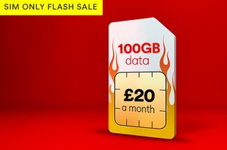 This is the cheapest 100GB SIM-only data plan you can get anywhere