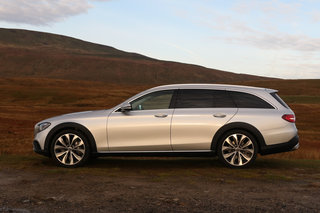 Mercedes-benz E-class All-terrain Review Exterior image 4