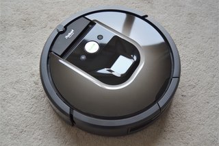 iRobot Roomba 980 robot vacuum review top shots lead image 1