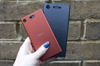 Leaked Xperia XZ2 Compact image all but confirms a curved future for Sony