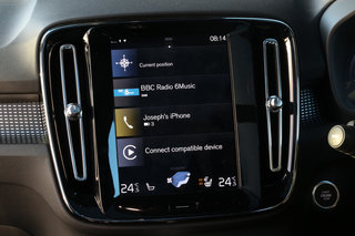 Volvo Xc40 Review tech image 2