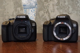 Canon ups its budget DSLR game, intros EOS 2000D and 4000D
