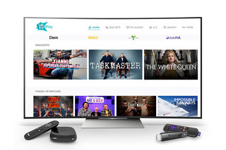 UKTV Play brings catch-up for Dave and other channels to Now TV and Roku players