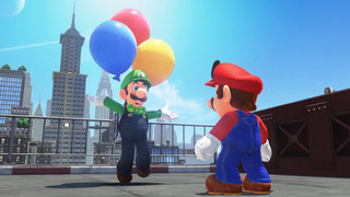 Free Super Mario Odyssey update arrives for Nintendo Switch, adds new mini-game and more
