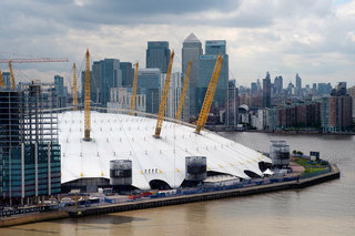 London's The O2 venue will have 5G connectivity later this year