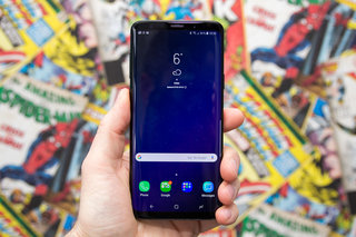Samsung Galaxy S9 plus review image 1