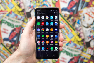 Samsung Galaxy S9 plus review image 17
