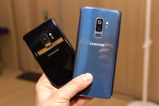 Samsung Galaxy S9 and S9+ official: Dual aperture camera and AR emoji boost a familiar design