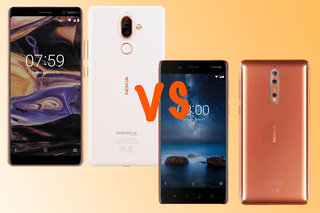 Nokia 8 Sirocco vs Nokia 8: What's the difference?