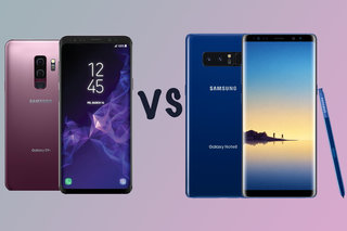 Samsung Galaxy S9+ vs Galaxy Note 8: What's the difference?
