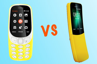 Nokia 8110 vs 3310: What's the difference?