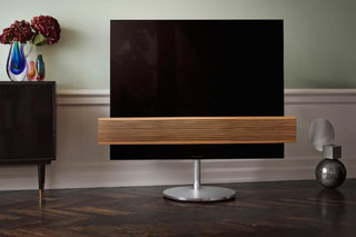 Got Wood? Bang & Olufsen's latest BeoVision Eclipse TV does