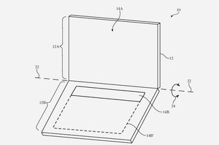 This Apple Patent Depicts A Macbook With A Touch Bar For The Keyboard image 2