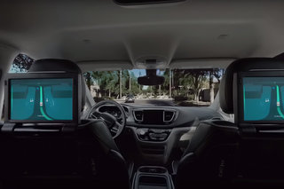 This 360-degree video from Waymo lets you ride in its driverless van