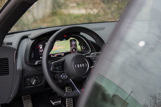 Audi R8 RWS review image 2