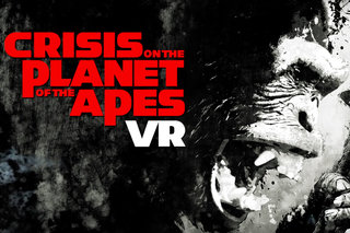 Channel your inner ape with Crisis on the Planet of the Apes VR