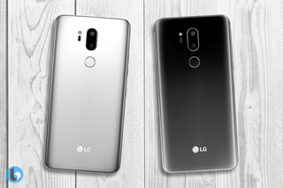 This is the LG G7 and not the iPhone X honest image 2