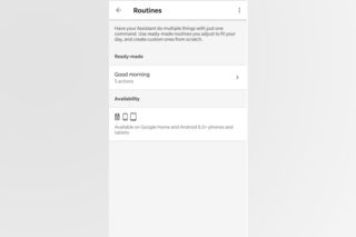 Google Assistant Routines How To Do Multiple Actions With One Command image 3